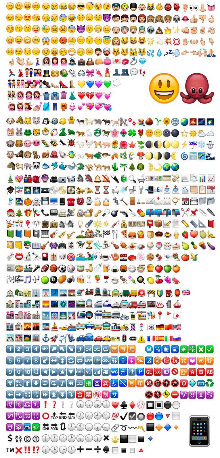 Descargar emojis de whatsapp en vector y png for Emoticones para instagram