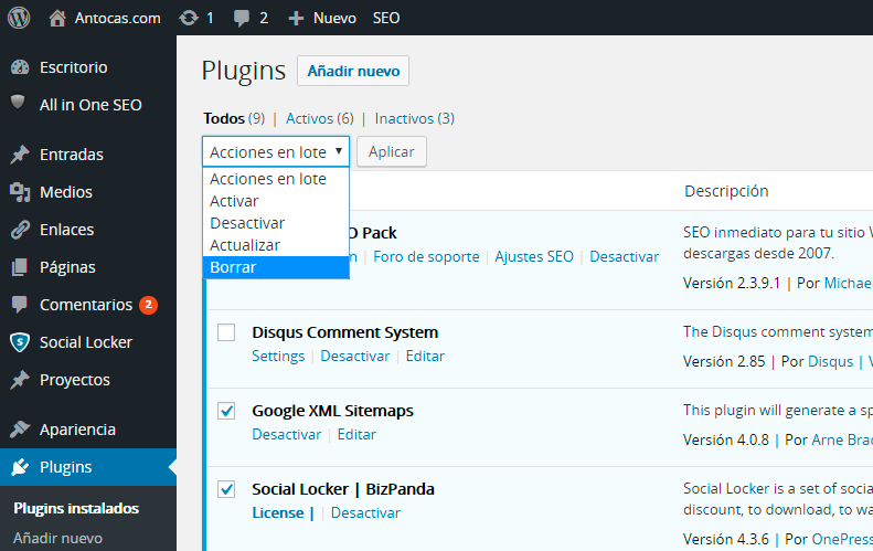 borrar-plugins-wordpress