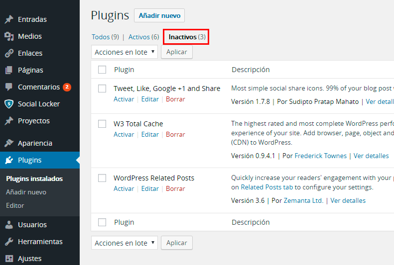 plugins-wordpress-inactivo