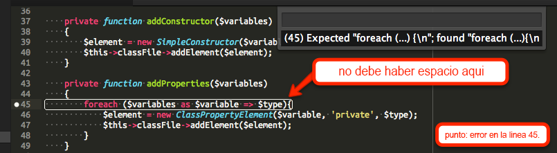 php-codesniffer-sublime