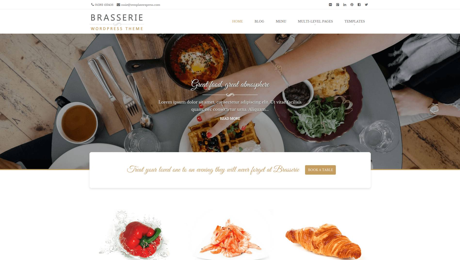 theme-wordpress-brasserie