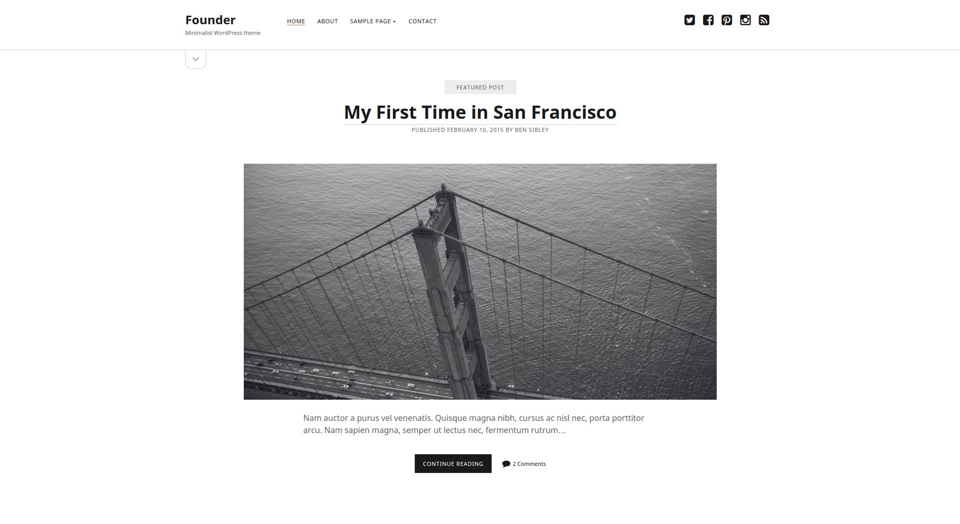 theme-wordpress-founder